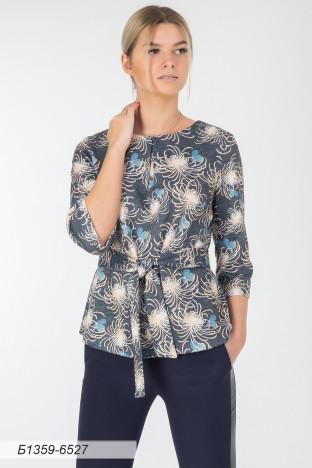 блуза Gb1359-6527 Хризантема