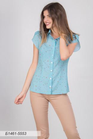 блуза Gb1461 Птички